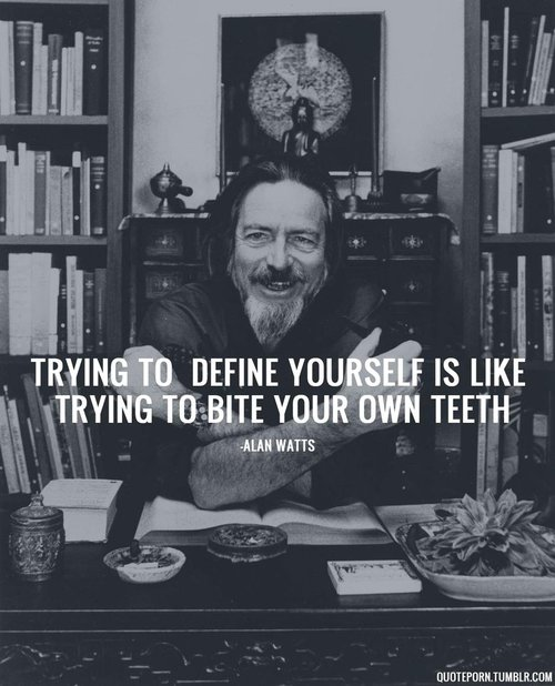 Alan Watts Photo